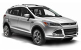 Ford Escape car rental at Calgary Airport, Canada