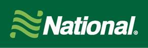 National car rental at Calgary Airport