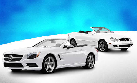Book in advance to save up to 40% on Cabriolet car rental in University Of Toronto - Toronto