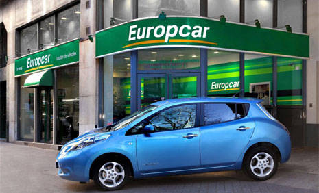 Book in advance to save up to 40% on Europcar car rental in Ottawa - Leitrim Road