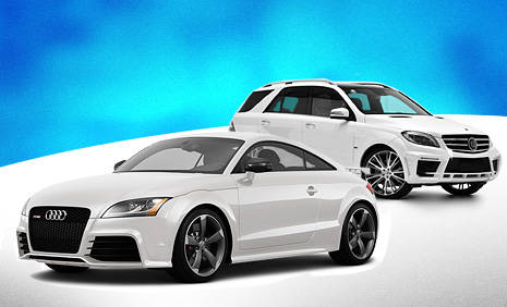 Book in advance to save up to 40% on Luxury car rental in Toronto