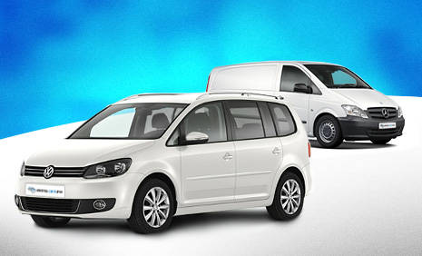 Book in advance to save up to 40% on VAN Minivan car rental in Toronto - Airport [YYZ]