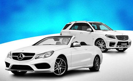 Book in advance to save up to 40% on Prestige car rental in Toronto