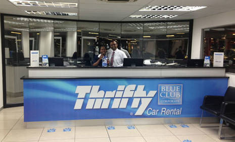 Book in advance to save up to 40% on Thrifty car rental in Vancouver - Airport International [YVR]